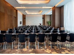 Hilton Jinan South Hotel & Residences, Hotely  Ťi-nan - big - 73