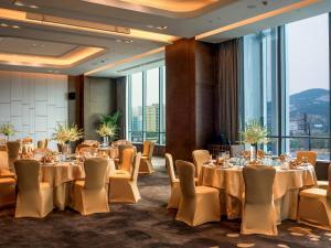 Hilton Jinan South Hotel & Residences, Hotely  Ťi-nan - big - 74