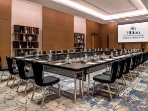 Hilton Jinan South Hotel & Residences, Hotely  Ťi-nan - big - 75