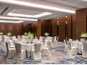 Hilton Jinan South Hotel & Residences, Hotely  Ťi-nan - big - 76