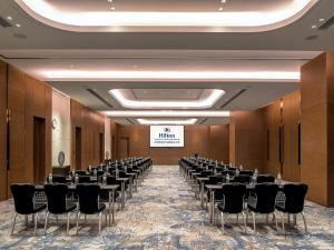 Hilton Jinan South Hotel & Residences, Hotely  Ťi-nan - big - 77