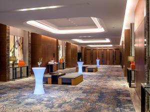 Hilton Jinan South Hotel & Residences, Hotely  Ťi-nan - big - 79