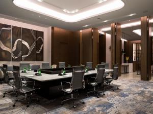 Hilton Jinan South Hotel & Residences, Hotely  Ťi-nan - big - 80