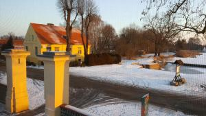 Gasthaus Schillebold, Мини-гостиницы  Пайц - big - 19