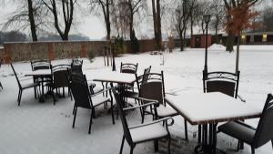 Gasthaus Schillebold, Мини-гостиницы  Пайц - big - 25