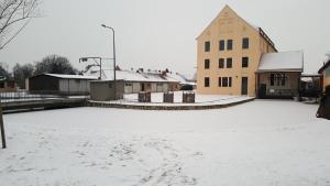 Gasthaus Schillebold, Мини-гостиницы  Пайц - big - 28