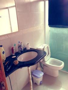 Casa Cachoeira do Bom Jesus, Apartments  Florianópolis - big - 1