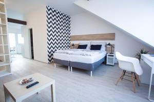 3 hviezdičkový apartmán Haas Apartments Brno Česko