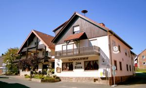 Landgasthof Zum Stern - Bernshausen