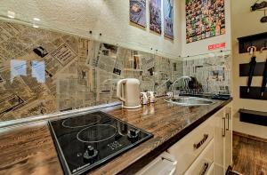 New York Studio Apartment , Апартаменты  Санкт-Петербург - big - 10