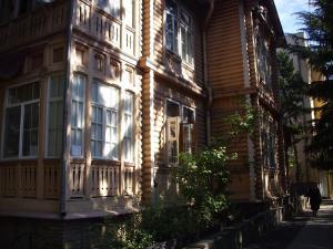 Гостевой дом Старый дом Руставели, Боржоми