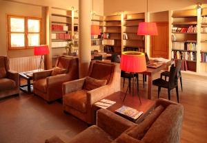 Aldea Roqueta Hotel Rural, Case di campagna  Els Ibarsos - big - 24