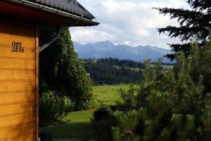 Dom z widokiem na Tatry