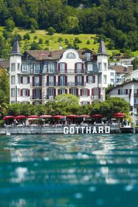Seehotel Gotthard - Hotel - Weggis