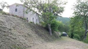 Casale Di Montondo, Apartmány  Sestino - big - 13