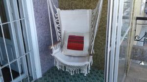 Balcony into Buceo Beach, Ferienwohnungen  Montevideo - big - 11