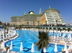 Курортный отель Delphin Imperial Lara
