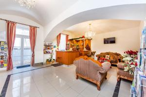 Aparthotel Lublanka, Hotely  Praha - big - 78