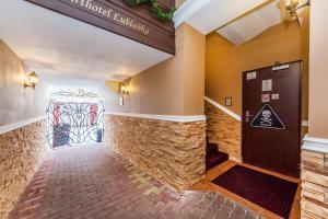 Aparthotel Lublanka, Hotely  Praha - big - 81