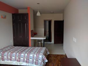 Lhamourai Living Apartments, Apartments  La Paz - big - 40