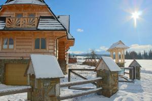 BazaTatry Villa Polaniorka Countryside House