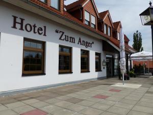 Hotel Zum Anger - Crimmitschau