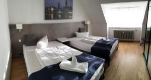 Appartementhaus Beckergrube, Ferienwohnungen  Lübeck - big - 7