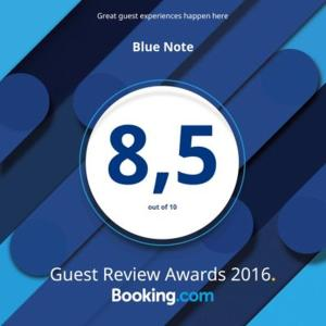 Blue Note, Apartmanok  Nantes - big - 2