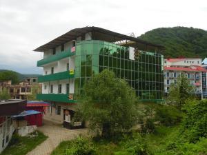 Частные гостиницы Ольгинки
