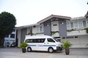 Hotel Cortez, Отели  Санта-Крус-де-ла-Сьерра - big - 44