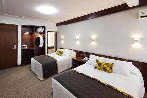 Hotel Cortez, Отели  Санта-Крус-де-ла-Сьерра - big - 65