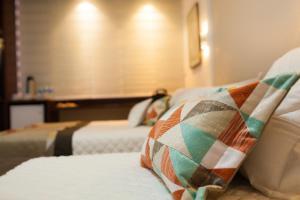 Hotel Cortez, Отели  Санта-Крус-де-ла-Сьерра - big - 51