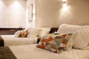 Hotel Cortez, Отели  Санта-Крус-де-ла-Сьерра - big - 42