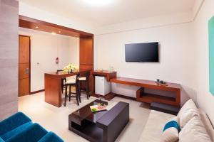 Hotel Cortez, Отели  Санта-Крус-де-ла-Сьерра - big - 27