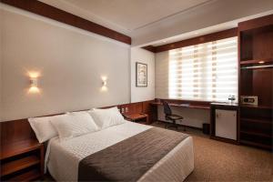Hotel Cortez, Отели  Санта-Крус-де-ла-Сьерра - big - 13