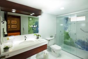 Hotel Cortez, Отели  Санта-Крус-де-ла-Сьерра - big - 9
