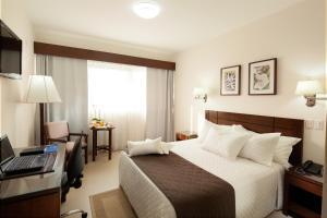 Hotel Cortez, Отели  Санта-Крус-де-ла-Сьерра - big - 8