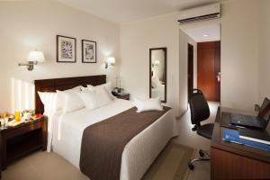 Hotel Cortez, Отели  Санта-Крус-де-ла-Сьерра - big - 6