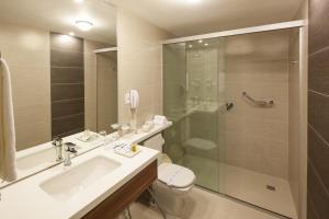 Hotel Cortez, Отели  Санта-Крус-де-ла-Сьерра - big - 29