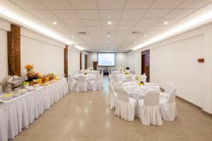 Hotel Cortez, Отели  Санта-Крус-де-ла-Сьерра - big - 49