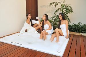 Hotel Cortez, Отели  Санта-Крус-де-ла-Сьерра - big - 40