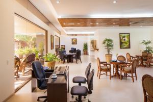 Hotel Cortez, Отели  Санта-Крус-де-ла-Сьерра - big - 37