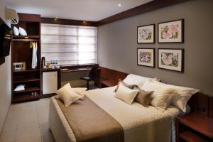 Hotel Cortez, Отели  Санта-Крус-де-ла-Сьерра - big - 5
