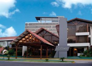 Hotel Cortez, Отели  Санта-Крус-де-ла-Сьерра - big - 48