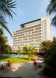 Hotel Cortez, Отели  Санта-Крус-де-ла-Сьерра - big - 50