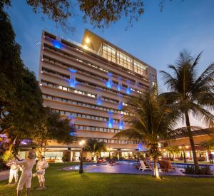 Hotel Cortez, Отели  Санта-Крус-де-ла-Сьерра - big - 55