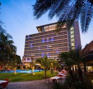 Hotel Cortez, Hotel  Santa Cruz de la Sierra - big - 60