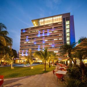 Hotel Cortez, Hotely  Santa Cruz de la Sierra - big - 36