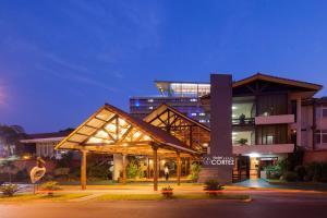 Hotel Cortez, Отели  Санта-Крус-де-ла-Сьерра - big - 45