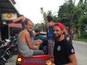 Domingo Hostel Phangan, Хостелы  Баан Тай - big - 8